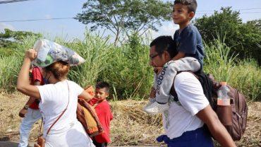 Diócesis de Tapachula ayuda a migrantes en México