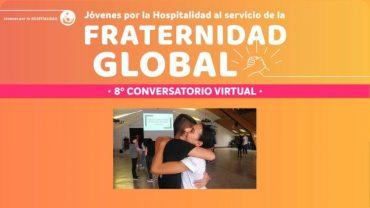 El 31 de agosto se realizará el conversatorio de Jóvenes por la Hospitalidad